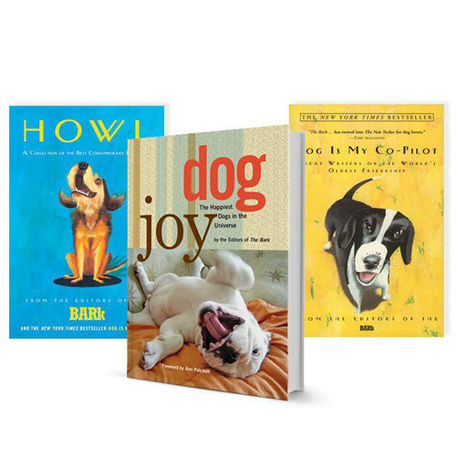 Howl, DogJoy, and Dog Is My Co-Pilot by Editors of The Bark