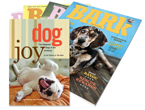 Dogjoy Book & Subscription