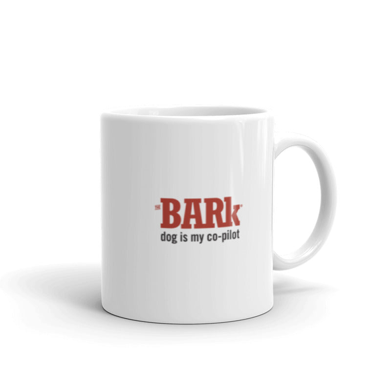 The Bark Logo Mug