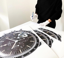 "Load image into Gallery viewer, Giclée Fine Art Print ""Omega Speedmaster Ed White"""
