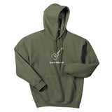 Adult Livin' Country Guitar Hoodie - Livin' Country Apparel & Accessories  - 2