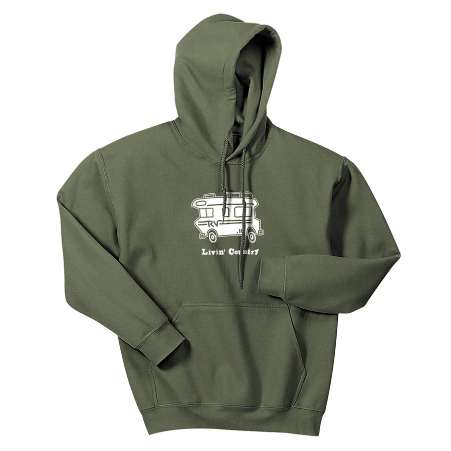 Adult Livin' Country RV Hoodie - Livin' Country Apparel & Accessories  - 2