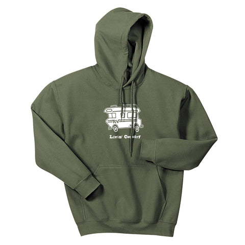 Adult Livin' Country RV Hoodie - Livin' Country Apparel & Accessories  - 3