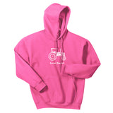 Adult Livin' Country Tractor Hoodie - Livin' Country Apparel & Accessories  - 3