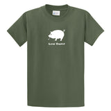 Adult Livin' Country Pig T-shirt - Livin' Country Apparel & Accessories  - 1