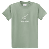 Adult Livin' Country Guitar T-shirt - Livin' Country Apparel & Accessories  - 5