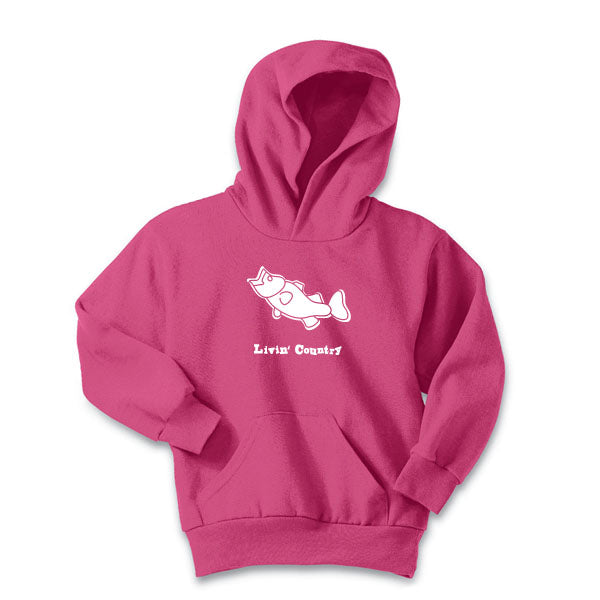 Youth Livin' Country Bass Hoodie
