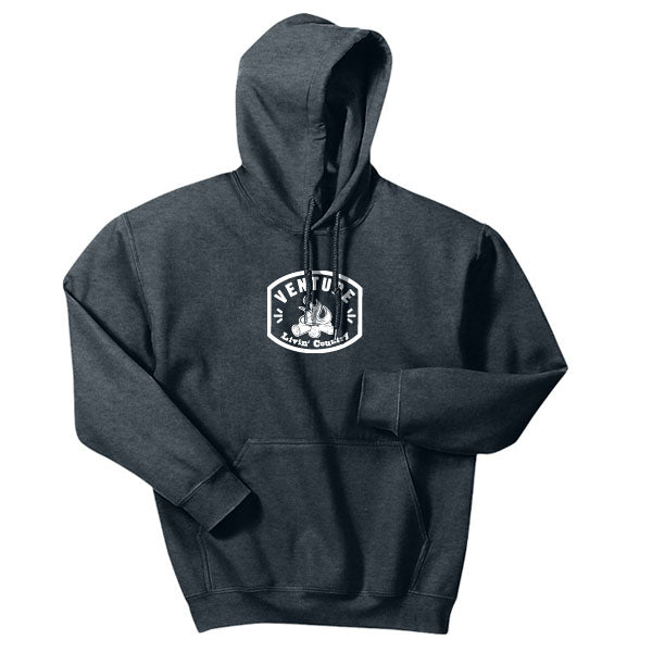 Adult Livin' Country Venture Campfire Hoodie