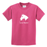 Kid's Livin' Country Horse T-shirt - Livin' Country Apparel & Accessories  - 7