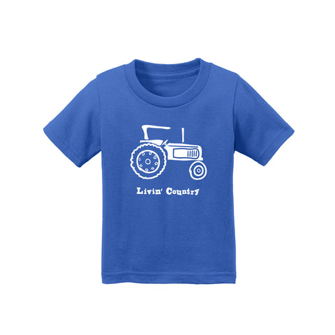 Infant Livin' Country Tractor T-shirt