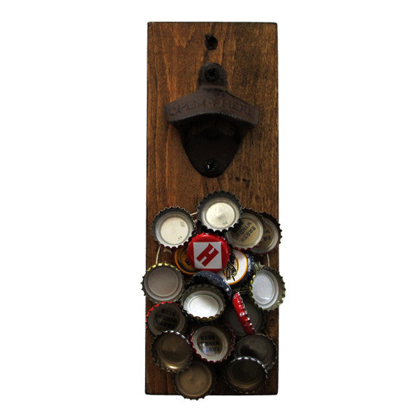 Livin' Country MEGA Magnetic Cap Catch Bottle Opener - Livin' Country Apparel & Accessories  - 1