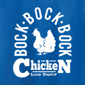 Toddler Livin' Country Barnyard Chicken T-shirt