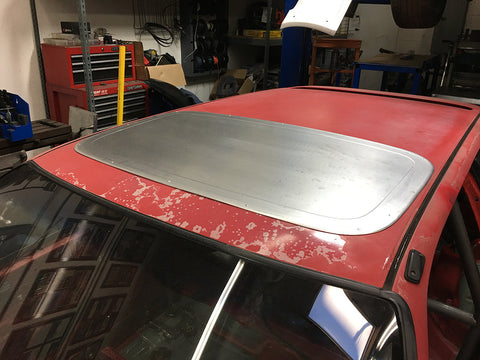 SUNROOF DELETE EF HATCH