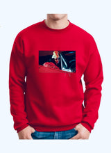 "Load image into Gallery viewer, Netta B ""Signature Series"" Crew Neck Sweatshirt"