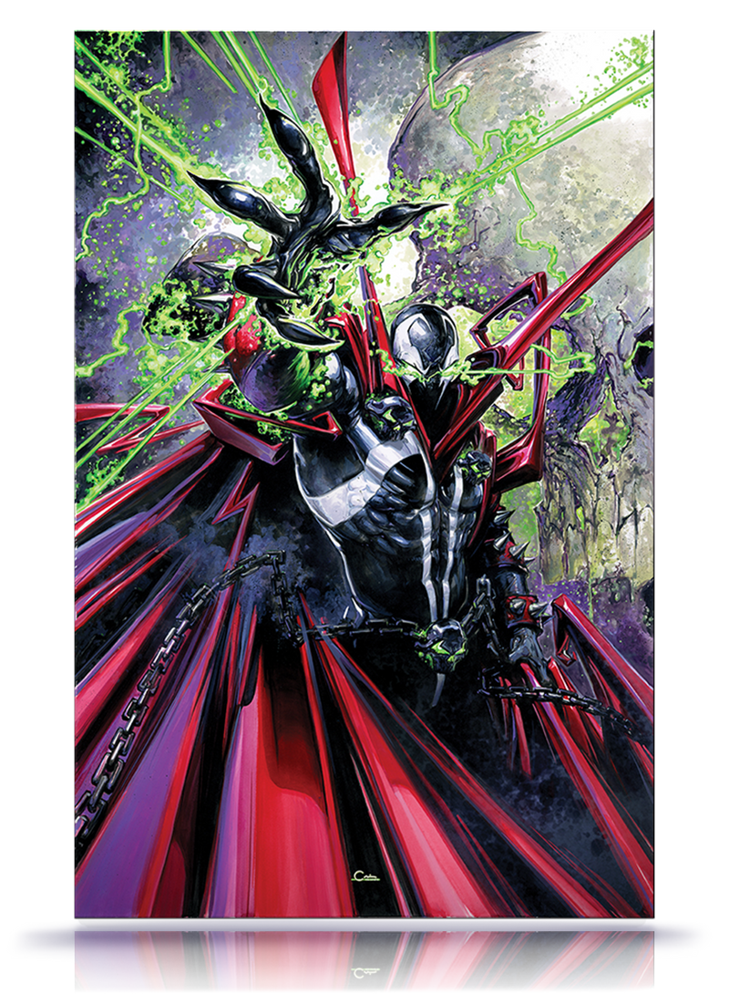 Spawn #301 Second Printing Limited w/COA