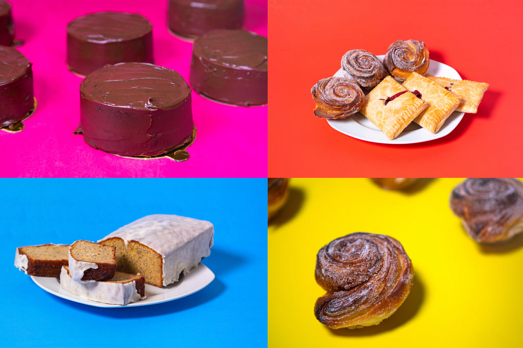 Pastries in March Box