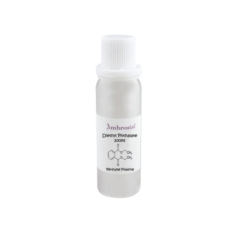 Ambrosial - Fragrances of Heaven DEP Diethyl Phthalate fragrance Perfume solvent blender surfactant fixative