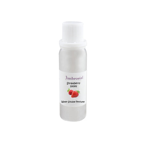Ambrosial - Fragrances of Heaven Strawberry Water Soluble Perfume 100ml