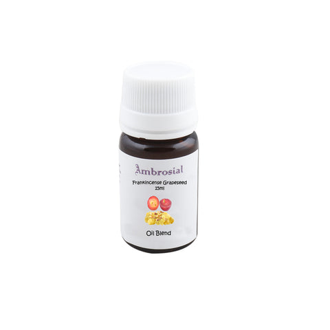 Ambrosial - Fragrances of Heaven Frankincense Grapeseed Essential Oil Blend