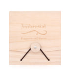 Ambrosial Gift Set 8ml-4 Attar Rose Jasmine Black Musk White Oud Natural Perfume Oil