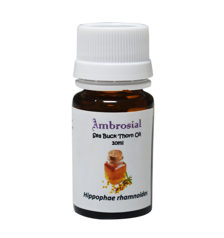 Ambrosial - Fragrances of Heaven Sea Buckthorn Natural Organic Uncut Undiluted Essential Oil