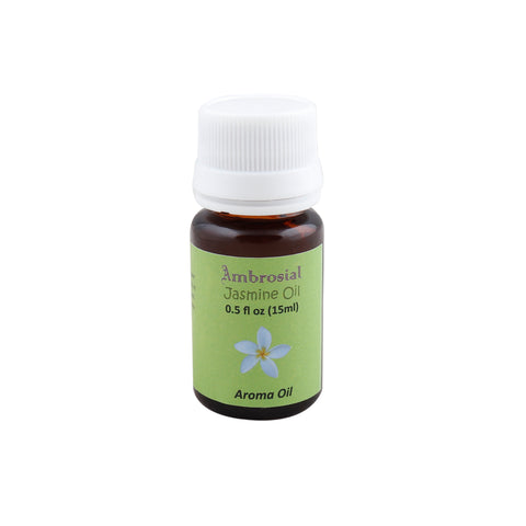 Ambrosial Jasmine Sambac Aroma Therapy Oil for Diffuser Potpourri Bath Salt