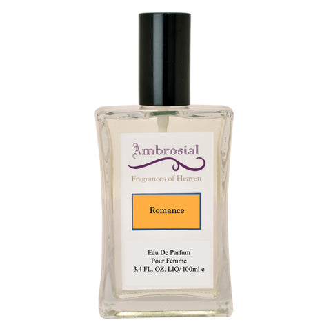 Ambrosial Romance 100ml 3.4oz Eau De Parfum for Women