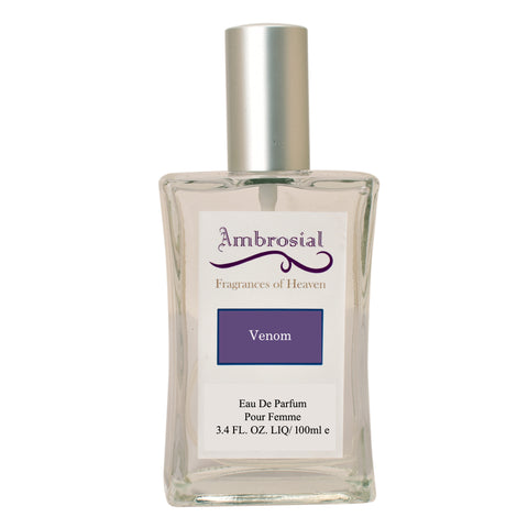 Ambrosial Venom 100ml 3.4oz Eau De Parfum for Women