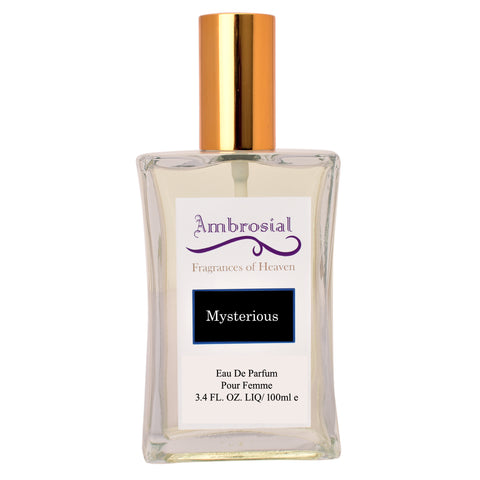 Ambrosial Mysterious 100ml 3.4oz Eau De Parfum for Women