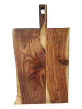 Load image into Gallery viewer, Acacia Wood Live Edge Cutting Board