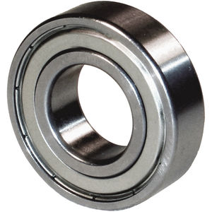 6208-ZZ Shielded Radial Ball Bearing 40X80X18
