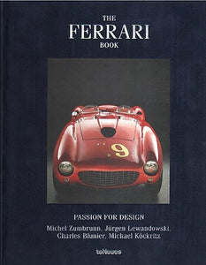 The Ferrari Book - Blue