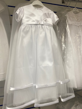 Load image into Gallery viewer, Christening Robe By Laura D Design Style 210