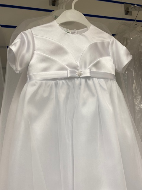 Christening Robe By Laura D Design Style 210
