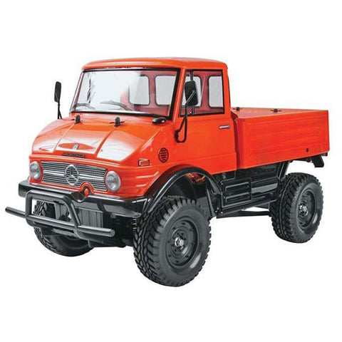 XB Unimog 406 Series U900 CC01 Orange RTR