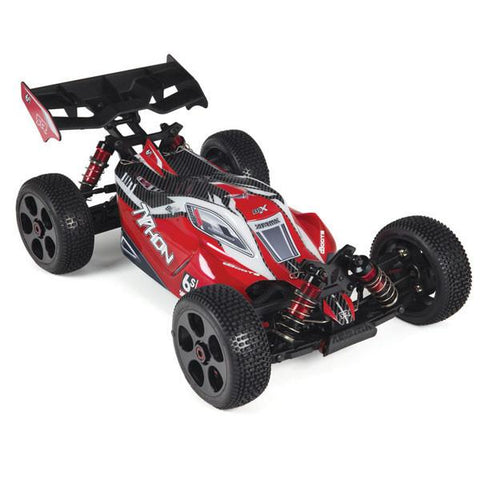 TYPHON 4WD RTR RED