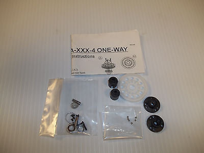 TEAM LOSI XXX-S ONE WAY FRONT DRIVE ASSEMBLY #LOSA3245