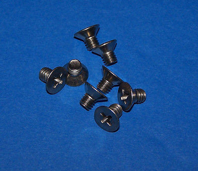 KYOSHO TITANIUM FLAT HEAD SCREW (M4X6) 8 PCSJ #KYO1335