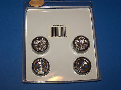"HOPPIN HYDROS (VENETIAN) RIMS SLIM 20'S (1/24 SCALE) BIG 20"" COLLECTION - #528"