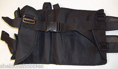 EMPIRE JT 4+1 CLIP BELT HARNESS #35604
