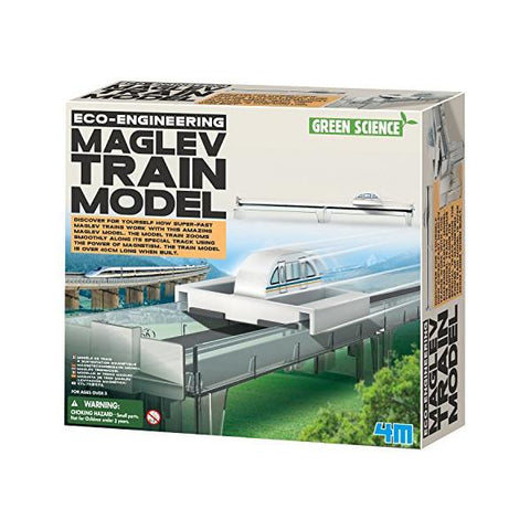 Maglev Train Model  (3019)
