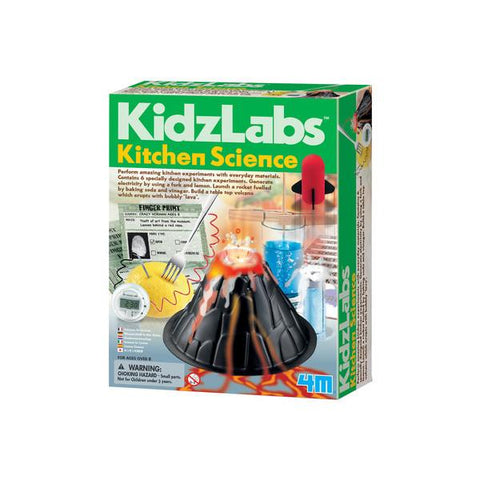 Kitchen Science (3806)