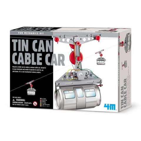 Tin Can Cable Car (5575)