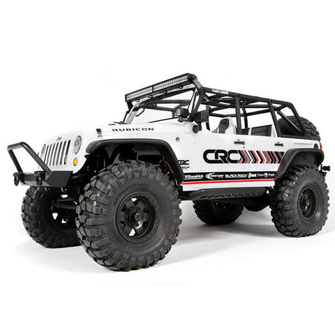 Axial 1/10 SCX10 2012 Jeep Wrangler C/R Edition RTR