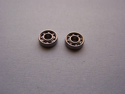 KALT SPACE BARON TAIL GRIP GEAR BEARING SET #33007