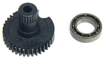 AIRTRONICS OUTPUT GEAR & BEARING 94551/557 SERVO #99443