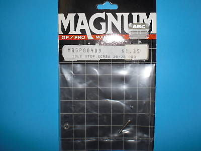 MAGNUM IDLE STOP SCREW FOR 25-28 PRO #00409