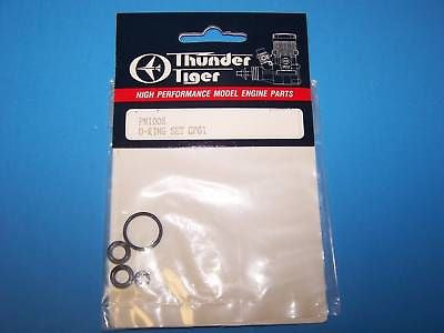 THUNDER TIGER O RING SET FOR GP-61 #PN-1008