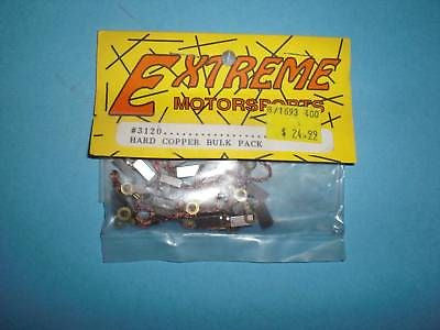 EXTREME MOTORSPORTS HARD COPPER BRUSH BULK #3120