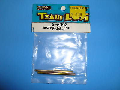 "TEAM LOSI HINGE PINS, 1/8X1.90"" FOR TI-NITRIDE #A-6092"